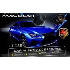 دزدگیر ماجیکار MAGEICAR HT-D39