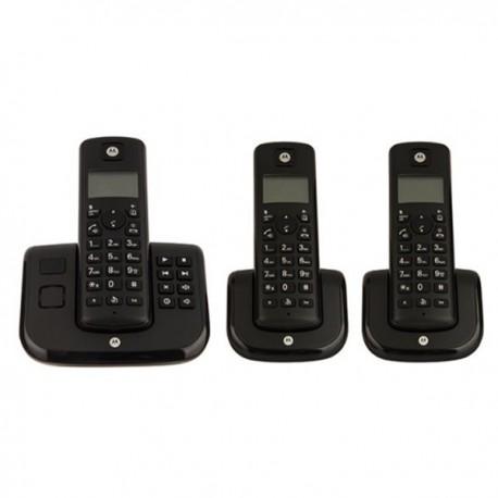 تلفن رومیزی 3 گوشی موتورولا Motorola T213