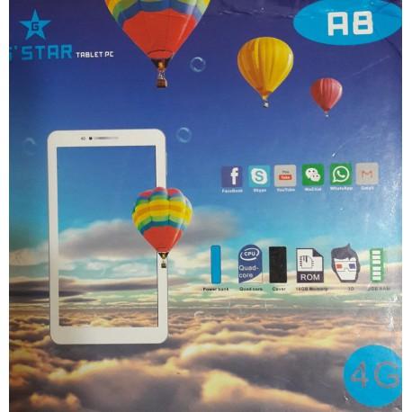 تبلت جی استار G STAR A8 با ظرفیت 16 گیگابایت و رم 2GB