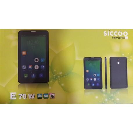 تبلت سیسکو SICCOO E70w با ظرفیت 8 گیگابایت و رم 1GB