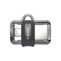 فلش مموری 32گیگ SanDisk Ultra Dual Drive M3.0