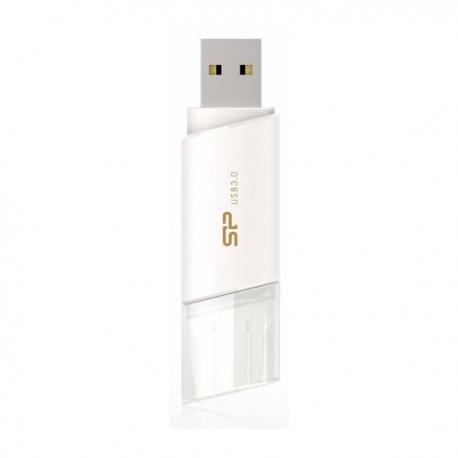 فلش مموری 8 گیگ USB3.0 سیلیکون پاور Silicon Power Blaze B06