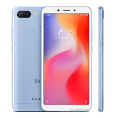 گوشی شیائومی Xiaomi redmi 6 با ظرفیت 32 گیگابایت و رم 3GB