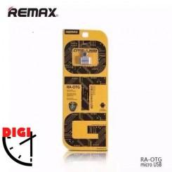 تبدیل USB به microUSB طرح ریمکس remax