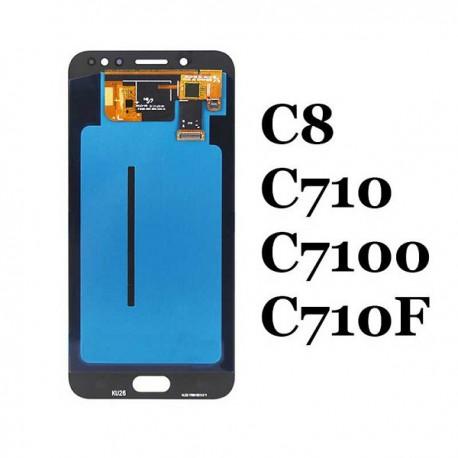 تاچ و ال سی دی گوشی سامسونگ Galaxy C8