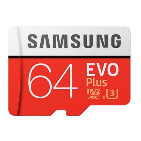رم میکرو 64گیگ سامسونگ Evo Plus