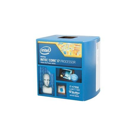 Intel Core i7-4790K 4.0GHz LGA 1150 Haswell CPU