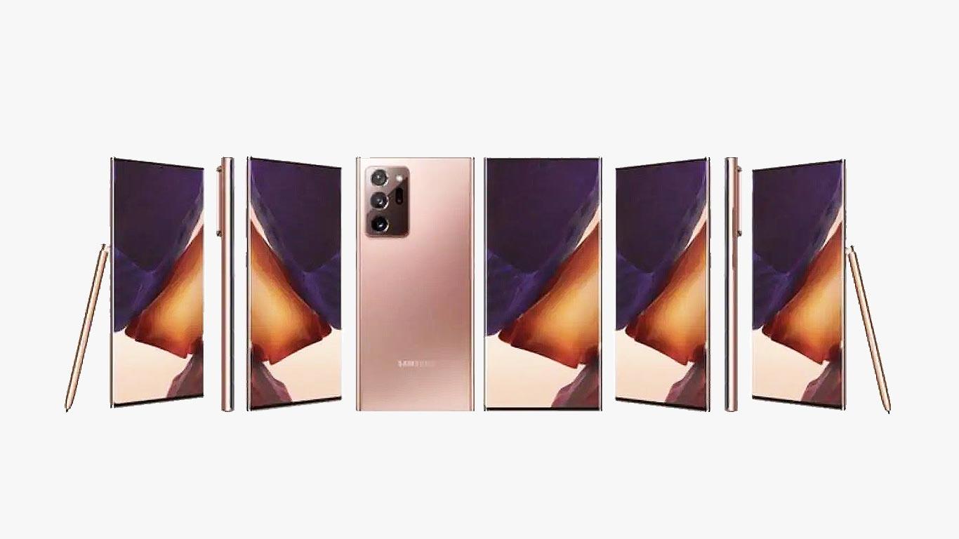 گوشی سامسونگ Galaxy Note 20 Ultra (256GB - 8GB Ram) | مجله اینترنتی دیجی 2030