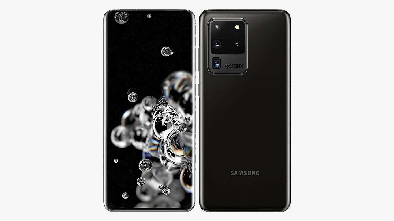 گوشی سامسونگ Galaxy S20 Ultra | فروشگاه اینترنتی Digi2030