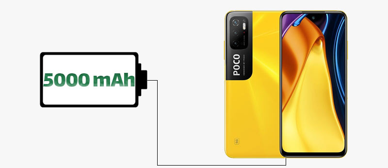 گوشی شیائومی پوکو M3 Pro 5G (128GB - 6GB Ram) فروشگاه اینترنتی Digi2030