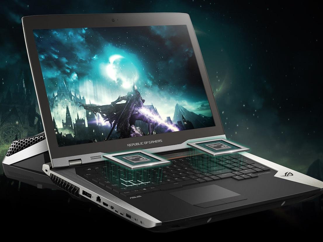 laptopROG GX800